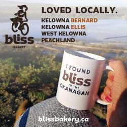 Bliss Bakery ad