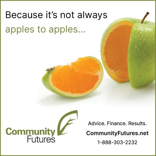 Community Futures ad